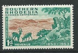 Rhodésie Du Sud   - Yvert N° 73 ** - Ah 22425 - Südrhodesien (...-1964)