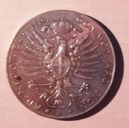 REPLICA - ERITREA -  REGNUM ITALICUM - ANNO 1918 - REPLICA - ARGENTO - Erythrée