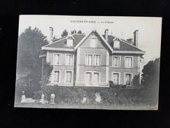 CPA D52 Villiers En Lieu Chateau - Autres Communes