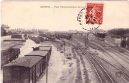 Bourg Vue Panoramique De La Gare - Autres