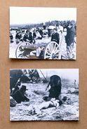 Cinema Lotto 2 Foto Di Scena Del Film Soldato Blu - Candice Bergen - 1970 - Photos