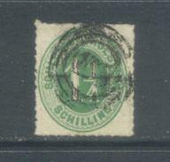 Schleswig Holstein, 1,25 Schilling Groen Gebruikt - Schleswig-Holstein