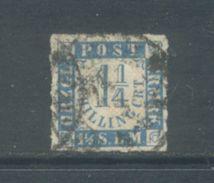 Holstein, 1,25 Schilling Blauw Gebruikt - Schleswig-Holstein