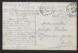 Haute Savoie - Hopital Complémentaire N° 5  ANNECY - Marcophilie (Lettres)