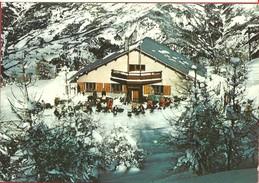 04 - Alpes De Htes Provence - Pra Loup - Station D'Honoré Bonnet - Restaurant D'altitude Costebelle - France