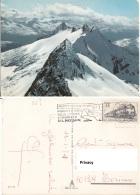Panorama Vette Di Montagne Innevate - Cartoline