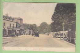 DULWICH Village. 2 Scans. Edition Stengel & Co - London Suburbs