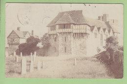 SHREWSBURY : Carte Photo S Tohesy (?) Castle, 12 Century, Cimetery. 2 Scans. Photo - Shropshire