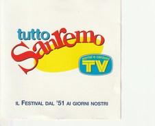 TUTTO SANREMO - DAL 1951 AL 1997 - Disco, Pop