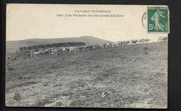 Vacherie Sur Les Monts Aubrac CPA Aveyron - Sin Clasificación