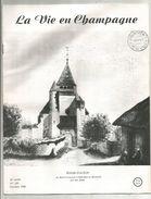Revue LA VIE EN CHAMPAGNE , Régionalisme, N° 369,1986, 20 Pages, église D'AUXON, Frais Fr 1.95 E - Turismo Y Regiones