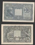 10 Lire 1944 Regno D' Italia - [ 1] …-1946 : Kingdom