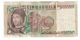 Italy 5000 Lire 01/07/1980 .L. - [ 2] 1946-… : Républic