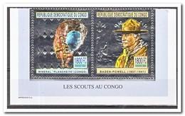 Kongo 2004 Silver, Postfris MNH, Scouting, Minerals - Democratische Republiek Congo (1997 - ...)
