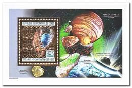 Kongo 2004 Gold, Postfris MNH, Scouting, Minerals - Democratische Republiek Congo (1997 - ...)