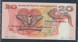Papua-Neuguinea Pick-Nr: 10b Bankfrisch 20 Kina (8345822 - Papua-Neuguinea