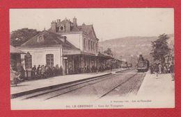 Le Creusot  -- La Gare - Le Creusot