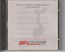 CANZONI NAPOLETANE - FAUSTO CIGLIANO - MARIO GANGI - Disco & Pop