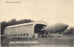 Aviation - Aviateur - Dirigeable Ville De Lucerne - 1910 - Dirigibili
