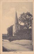 Awans : L'Eglise - Awans