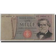 Italie, 1000 Lire, 1977, KM:101e, 1977-01-10, B+ - [ 2] 1946-… : République