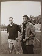 Fotografia Calcio Venezia Can Bartù E Juan Santisteban 1962 Ca - Foto