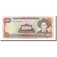 Nicaragua, 1000 Cordobas, L.1985, KM:145b, NEUF - Nicaragua