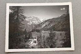 Foto Montagna Valtournenche Valle D'Aosta Champlève Mt 1842 Databile 1950 - Photographs