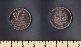 Guyana 5 Dollars 2008 - Guyana