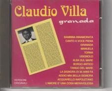 CLAUDIO VILLA - GRANADA - Disco & Pop
