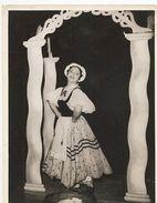 Foto Epoca Teatro Lorenza Mitra Geloso Schernito 1945 C - Fotografia