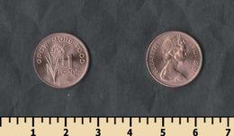 Fiji 1 Cent 1981 - Fiji