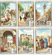 Liebig Serie Italiana S1105  In Tunisia - 1915 RARITA' OTTIMO STATO - Liebig