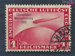 Deutsches Reich 496 Gestempelt 1933 50. Ozeanüberquerung Graf Zeppelin (8112645 - Germany