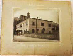 Foto D'epoca Louvier Emilio Scuola La Spezia Frazione Marola Primi '900 - Photos