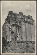 Moorish Castle, Gibraltar, C.1920s - Benzaquen Postcard - Gibraltar