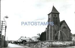 82324 ARGENTINA LAS ISLAS MALVINAS FALKLAND STANLEY ISLAND CHRIST CHURCH CATHEDRAL POSTAL POSTCARD - Argentina