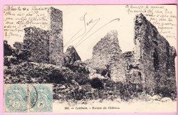 L150A_235 - Ledénon - 288 Ruines Du Château - Sonstige Gemeinden