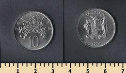 Jamaica 10 Cents 1974 - Jamaica