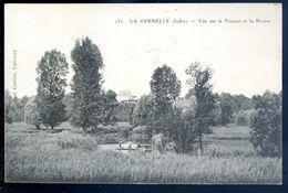 Cpa Du 36  La Vernelle Vue Sur Le Fouzon Et La Ravine     Sep17- 68 - France