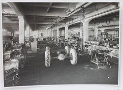 Fotografia D'epoca Officine Caproni Milano 1936 Dodge D15 Assemblaggio Autocarri - Photographs