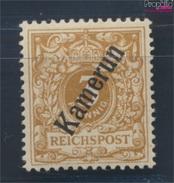 Kamerun (Dt. Kolonie) 1e Geprüft Mit Falz 1897 Aufdruckausgabe (8162065 - Kolonie: Kamerun