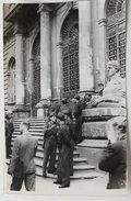Fotografia Roma Luglio 1943 Militari Presidiamo Il Palazzo Di Giustizia - Foto
