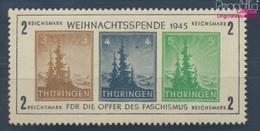 Sowjetische Zone (All.Bes.) Block1x A (kompl.Ausg.) Postfrisch 1945 Weihnachten (8194442 - Zone Soviétique