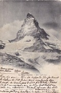 Le Mont Cervin    1903 - VS Valais