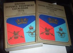 Militaria British Defence Equipment Catalogue - Ed. 1975 - Unclassified