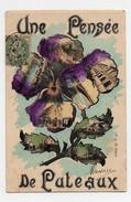 Carte Postale Une Pensée De Puteaux 1907 - Puteaux