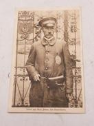 Carte Postale Russie Bilder Aus Russ Polen Ein Dienstmann 1917 - Russie