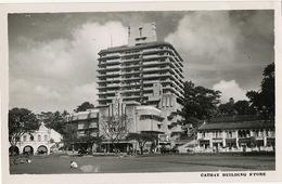 Singapore    Real Photo Cathay Building Esperanto - Singapour