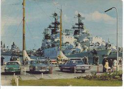 Hamburg Hafen - Zerstörer Hamburg Und Schleswig Holstein **oran-2-157** - Allemagne
